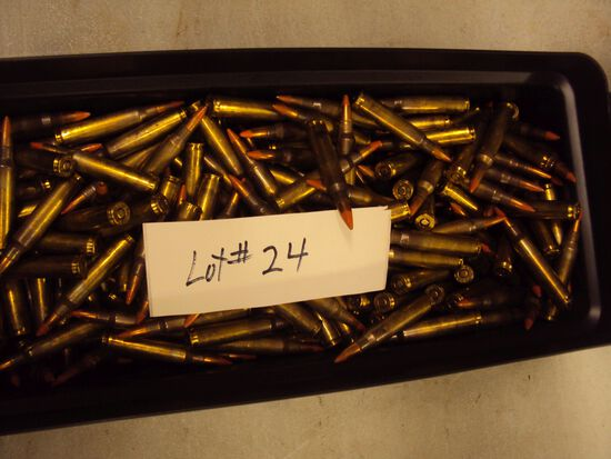 400 ROUNDS OF 5.56 TRACERS