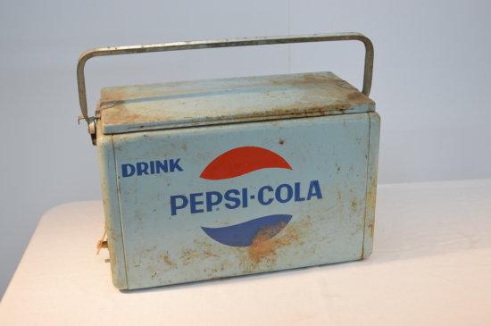 Vintage Pepsi-Cola Cooler