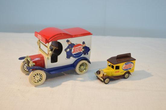 Pepsi-Cola Collector Cars