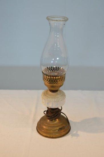 Vintage Electric Tabel Lamp