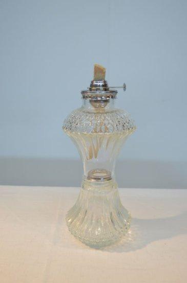 Table Oil Lamp