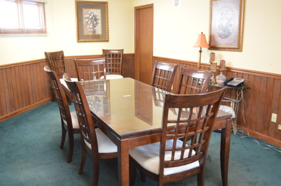 7ft Conference Table