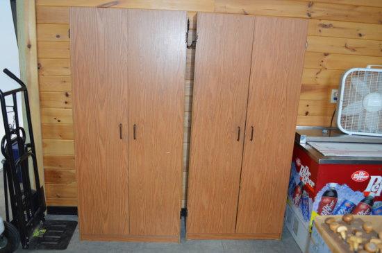 2 Door Cabinet (cabinet On Left)