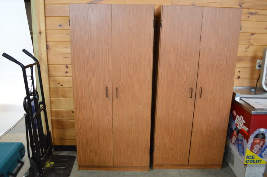 2 Door Cabinet (cabinet On Right)