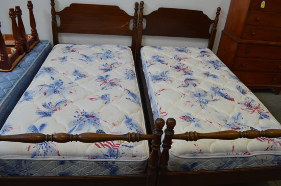 Simmons Twin Beds