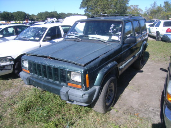 12-05112 (Cars-Sedan 4D)  Seller:Private/Dealer 1999 JEEP CHEROKEE