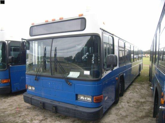 12-13111 (Trucks-Buses)  Seller:Hillsborough Area Regional Tra 2001 GILL LOWENTRY