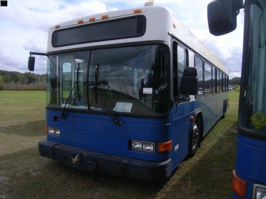 12-13116 (Trucks-Buses)  Seller:Hillsborough Area Regional Tra 2001 GILL LOWENTRY