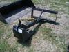 7-01130 (Equip.-Implement- misc.)  Seller:Private/Dealer MID-STATE 16 INCH SKID STEER LOADER