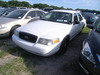 7-05128 (Cars-Sedan 4D)  Seller:City of St.Petersburg 2011 FORD CROWNVIC
