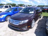 8-05131 (Cars-Sedan 4D)  Seller:Manatee County Sheriff 2011 FORD FUSION