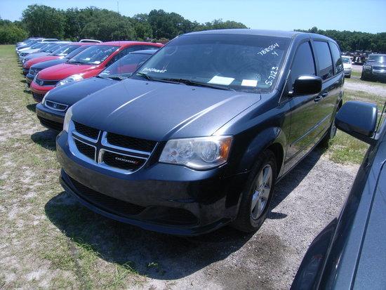 6-07112 (Cars-Van 4D)  Seller:Private/Dealer 2013 DODG GRANDCARA