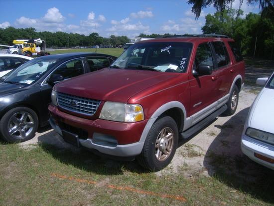 6-07121 (Cars-SUV 4D)  Seller:Private/Dealer 2002 FORD EXPLORER