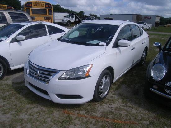 6-07116 (Cars-Sedan 4D)  Seller:Private/Dealer 2015 NISS SENTRA