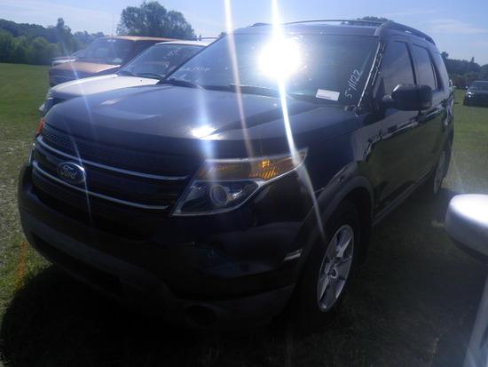 6-07125 (Cars-SUV 4D)  Seller:Private/Dealer 2013 FORD EXPLORER