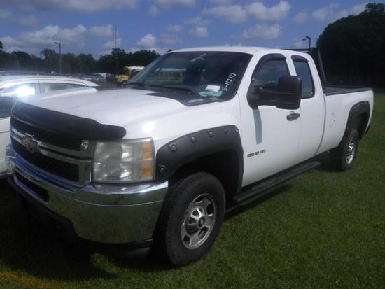 6-07130 (Trucks-Pickup 2D)  Seller:Private/Dealer 2011 CHEV 2500HD