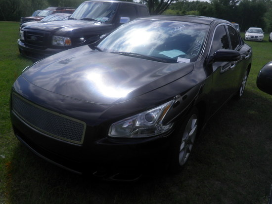 6-07126 (Cars-Sedan 4D)  Seller:Private/Dealer 2011 NISS MAXIMA