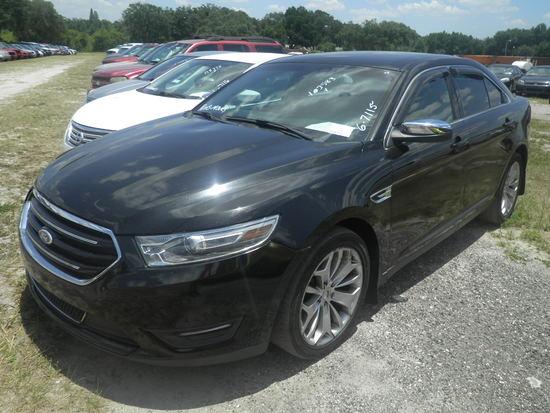 6-07115 (Cars-Sedan 4D)  Seller:Private/Dealer 2013 FORD TAURUS