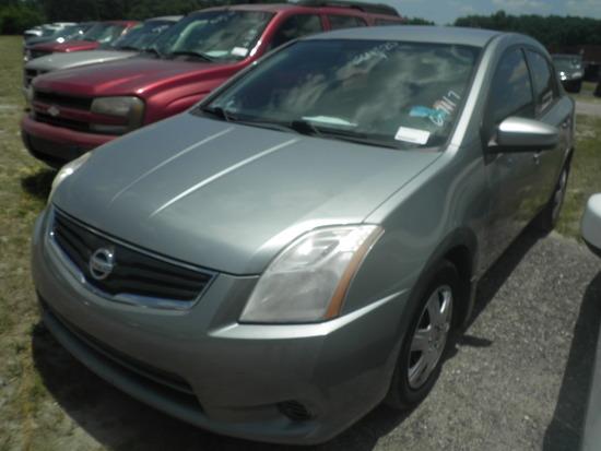 6-07117 (Cars-Sedan 4D)  Seller:Private/Dealer 2010 NISS SENTRA