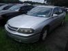 7-05114 (Cars-Sedan 4D)  Seller: Florida State Dfs 2004 CHEV IMPALA