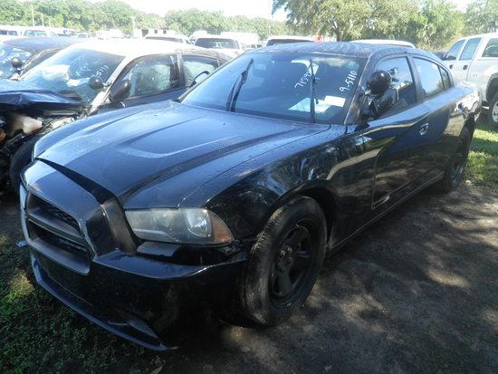 9-05110 (Cars-Sedan 4D)  Seller: Florida State F.H.P. 2013 DODG CHARGER
