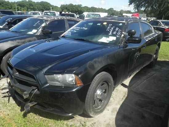9-05117 (Cars-Sedan 4D)  Seller: Florida State F.H.P. 2014 DODG CHARGER