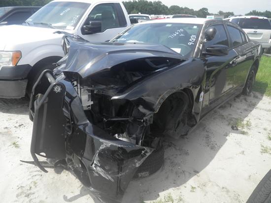 9-05131 (Cars-Sedan 4D)  Seller: Florida State F.H.P. 2013 DODG CHARGER