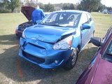 9-05114 (Cars-Sedan 4D)  Seller: Gov/Port Richey Police Department 2014 MITS MIRAGE