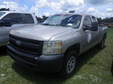 9-06146 (Trucks-Pickup 2D)  Seller: Florida State F.W.C. 2009 CHEV 1500
