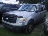 9-06218 (Cars-SUV 4D)  Seller: Florida State D.F.S. 2007 FORD EXPEDITIO