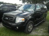 9-06219 (Cars-SUV 4D)  Seller: Florida State D.F.S. 2008 FORD EXPEDITIO