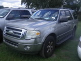 9-06217 (Cars-SUV 4D)  Seller: Florida State D.F.S. 2009 FORD EXPEDITIO