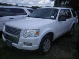 9-06224 (Cars-SUV 4D)  Seller: Florida State S.A.O. 20 2010 FORD EXPLORER