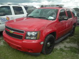 9-06235 (Cars-SUV 4D)  Seller: Gov/Sarasota County Commissioners 2012 CHEV TAHOE