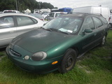 9-06260 (Cars-Wagon 4D)  Seller: Florida State F.W.C. 1999 FORD TAURUS