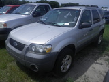 9-05137 (Cars-SUV 4D)  Seller: Florida State F.W.C. 2007 FORD ESCAPE