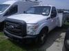 9-05128 (Trucks-Utility 2D)  Seller: Gov/Sarasota County Commissioners 2016 FORD F350