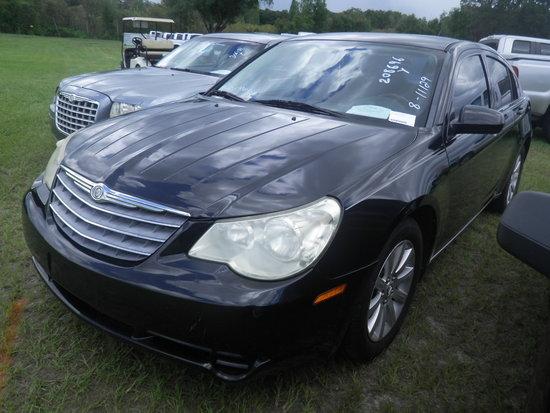 9-07122 (Cars-Sedan 4D)  Seller:Private/Dealer 2010 CHRY SEBRING