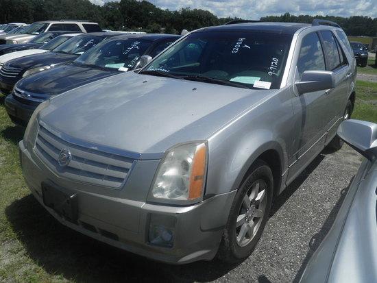 9-07120 (Cars-Sedan 4D)  Seller:Private/Dealer 2006 CADI SRX
