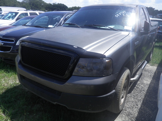 9-07112 (Trucks-Pickup 2D)  Seller:Private/Dealer 2004 FORD F150
