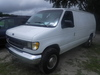 9-07118 (Trucks-Van Cargo)  Seller:Private/Dealer 2002 FORD E250