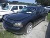 10-05115 (Cars-Sedan 4D)  Seller: Gov/Hillsborough County Sheriff-s 2008 DODG CHARGER