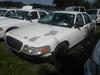 10-05111 (Cars-Sedan 4D)  Seller: Gov/Hillsborough County Sheriff-s 2005 FORD CROWNVIC