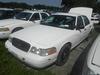 10-05113 (Cars-Sedan 4D)  Seller: Gov/Hillsborough County Sheriff-s 2008 FORD CROWNVIC