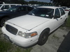 10-05114 (Cars-Sedan 4D)  Seller: Gov/Hillsborough County Sheriff-s 2009 FORD CROWNVIC