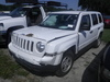 10-05116 (Cars-SUV 4D)  Seller: Florida State D.O.C. 2016 JEEP PATRIOT