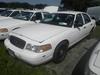10-05112 (Cars-Sedan 4D)  Seller: Gov/Hillsborough County Sheriff-s 2011 FORD CROWNVIC