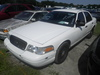 10-05122 (Cars-Sedan 4D)  Seller: Gov/Hillsborough County Sheriff-s 2010 FORD CROWNVIC