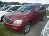 10-05124 (Cars-Sedan 4D)  Seller:Private/Dealer 2004 KIA SORENTO