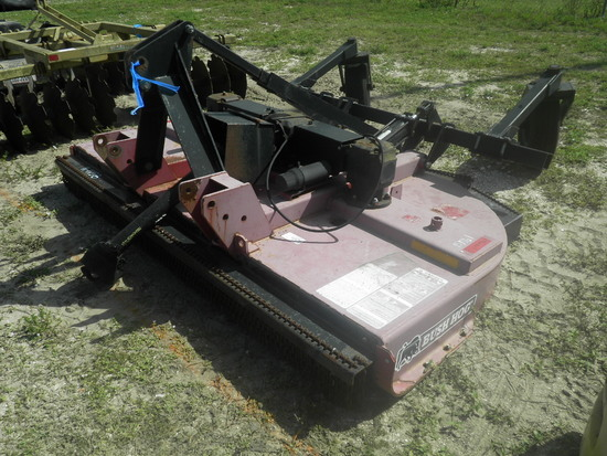 11-01158 (Equip.-Mower)  Seller: Gov/Hillsborough County B.O.C.C. BUSH HOG 3008 96 INCH 3PT HITCH PT